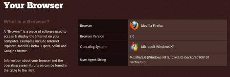 ตรวจสอบ browser ของเราว่าพร้อมใช้ HTML5 รึเปล่า